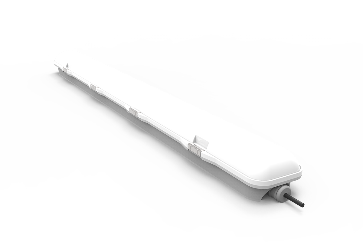 40W 1200mm LED Emergency Batten